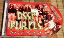 DEEP PURPLE / SMOKE ON THE WATER - CD (printed in Italy 2007) NEAR MINT