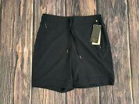 Women's CALIA Black Calia Anywhere Bermuda Short Casual Shorts Size Small NEW