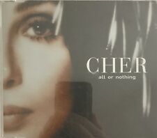 CHER :  ALL OR NOTHING - [ CD MAXI ]