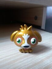 MOSHI MONSTER SERIES 1, SPECIAL GOLD MC NULTY FIGURE.