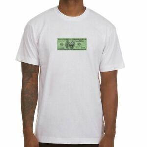 Billionaire Boys Club ICE CREAM Benjamin Shirt Tee White 401-6209 S M XL 2XL