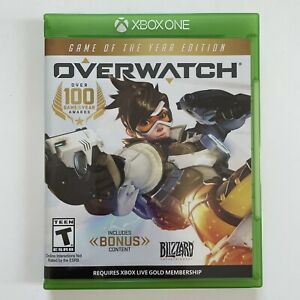 Overwatch: Game of the Year Edition (Microsoft Xbox One, 2017)