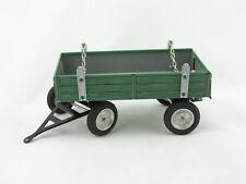 Blechspielzeug - Traktor Anhänger für MAN, grün von KOVAP 0432