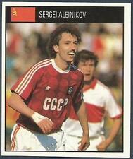 ORBIS 1990 WORLD CUP COLLECTION-#216-RUSSIA-SERGEI ALEINIKOV