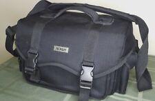 Nikon Black Nylon Padded Camera Bag