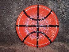New Kids Fun Silly BASKETBALL Shaped Sports Hand Bar Soap Dish HOLDER Ceramic