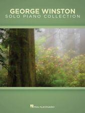 George Winston Solo Piano Collection Sheet Music Piano Solo Book NEW 000193878