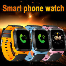 Y21 Kids Waterproof Smart Watch with Camera / GPS Tracker / SIM Wristwatch