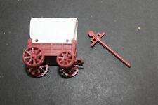 Spielzeu alt - Planwagen ohne ersichtliche Kennung