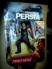 "PRINCE OF PERSIA 6"" DeLuxe PRINCE DASTAN McFarlane Figure, Creased Card new"