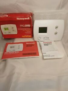Honeywell TH3210D1004 Non-Programmable Digital Thermostat - White