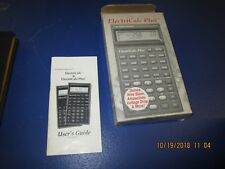 Calculated Industries Inc. model : 3342