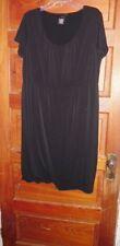 George Little Black Dress Size XXL Knit Short Sleeves