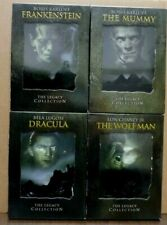 Frankenstein, Wolfman, Dracula, The Mummy (The Legacy Collections 8-DVD Box Set)