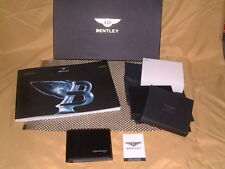 BENTLEY COLLECTION - 2013/14 BLACK AND TAN COLLECTION LEATHER WALLET. NIB/NOS.