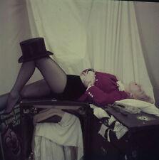 Marlene Dietrich Milton Greene Original Color Film Transparency Vogue Photoshoot