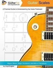 Guitar Scales Practical Guide Understanding Guitar Fret by English Lloyd