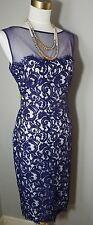 Tadashi Shoji NWT Size 10 Purple Cocktail Dress