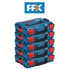 Bosch 1600A012FZx5 L-BOXX Carry Case Size 102 5Pk NEW MODEL