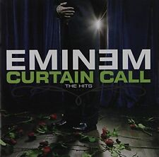 Eminem - Curtain Call: The Hits [New CD] Clean