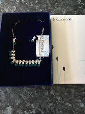 Indulgence - Ladies/Girls Costume Jewellery Earrings & Necklace Set  New Boxed