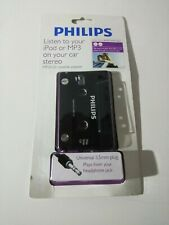 Philips Car Auto Deck Cassette Tape Music Adapter for Mp3
