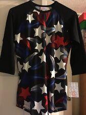 NWT Limited Edition LulaRoe Americana Shooting Stars Randy XS