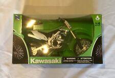 DIE-CAST REPLICA KAWASAKI KX450F 2012 1:6
