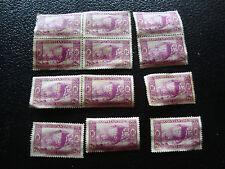 algeria - stamp yvert and tellier n° 134 x10 nsg (A15) stamp algeria
