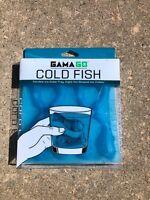 Silicone flexible Bar Billiard Pool Ice Mold Tray by Gamma Go NEW