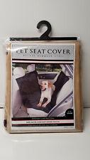NANDOG Pet Seat Cover Deluxe Hammock Style 100% WATER RESISTANT DENIER Nylon NEW