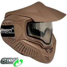 Sly Annex MI-7 Paintball Thermalmaske (Earth / Tan)