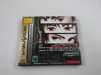 Dead or Alive Limited Segasaturn Japan Ver Sega Saturn