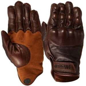 Weise Victory Motorcycle Gloves Summer Leather short Gloves