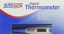 Suresign Digital Thermometer | Easy To Use | Fast Read Time