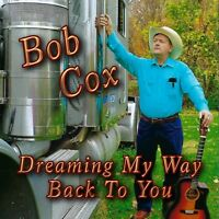 Singer Songwriter Music CD Country Bob Cox Boogie Woogie USA
