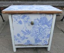 Handmade Country Bedside Tables & Cabinets with Cupboard