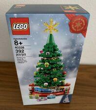 LEGO 2019 Limited Edition Christmas Tree VIP Exclusive Set 40338 NIB/Sealed