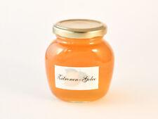 Zitronen-Gelee 250 g - fein herb -