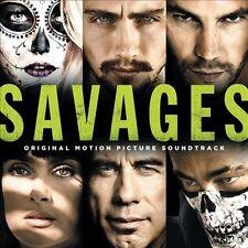1 CENT CD Savages [SOUNDTRACK] cut copy / massive attack / adam peters
