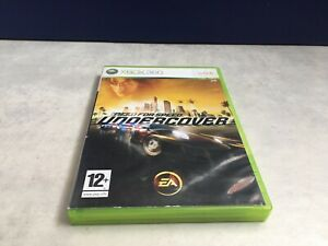 NEED FOR SPEED UNDERCOVER XBOX 360 EDITION FR PAL COMPLET