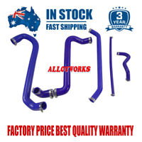 Silicone Radiator Heater Pipes For FORD (AU) FALCON 4.9L V8 INC XR8 1998-2002