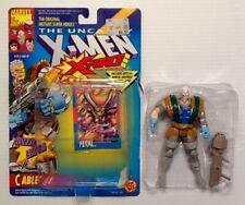 ToyBiz 1991 The Original Mutant Super Heroes The Uncanny X-Men X-Force Cable1st