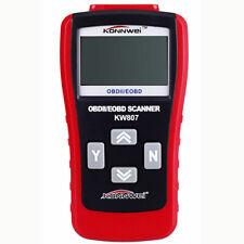 KONNWEI KW807 Vehicle Code Scanner OBDII/EOBD Code Reader/Scanner US Seller