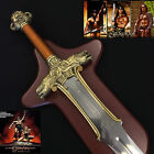 Conan The Barbarian Massive Atlantean Sword w/ Plaque