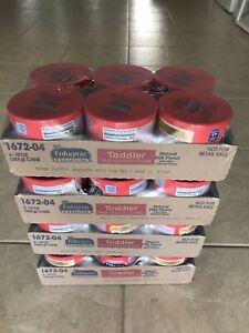 6 (24) - Enfagrow Premium Toddler Nutritional Drink Formula 10 oz. EXP 03/2021