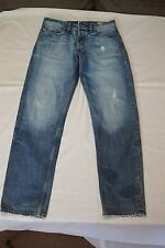 Diesel Widar Mens Distressed Denim Jeans Size 33
