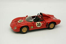 Mercury Transkit 1/43 - Alfa Romeo 33 Le Mans 1967 Nº38