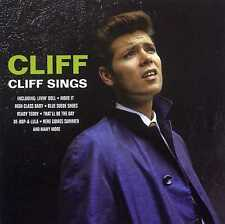 CLIFF RICHARD - CLIFF SINGS - 2 CDS - NEW!!