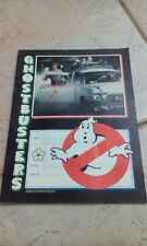 VINTAGE GHOSTBUSTERS QUADERNO EXERCISE BOOK  1984